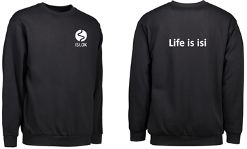 Life is ISI Sweatshirt