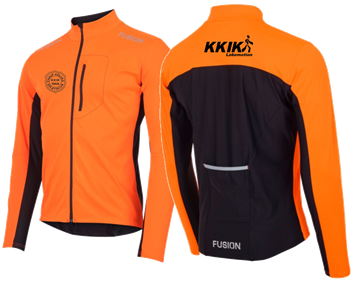 FUSION S2 Run Jacket Herre